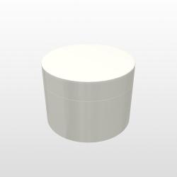 FLAT double wall jar -V252- 150cc