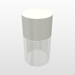 Loose Powder Container -V240- 1.3mm sifter