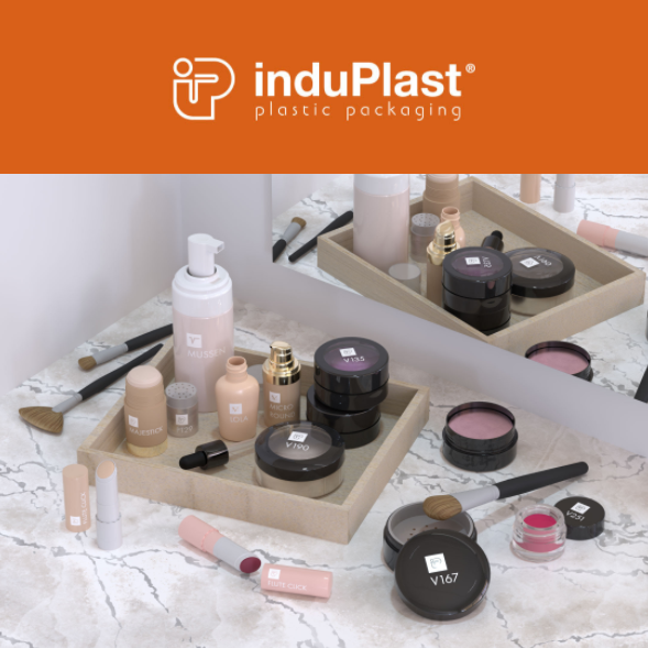 Complete make-up and skin care lines