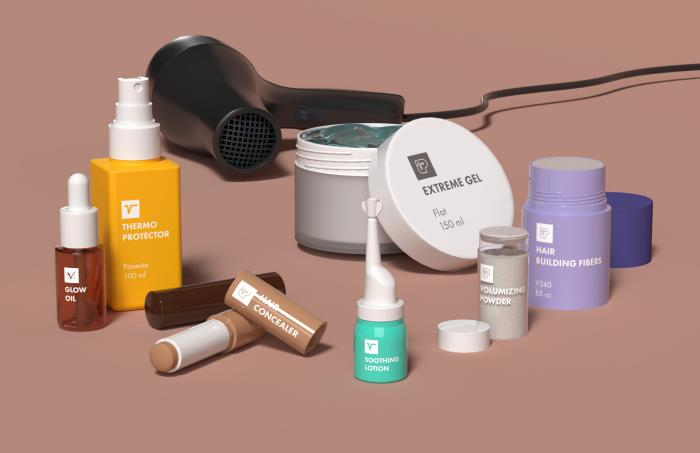 Hair Care Packaging that Stands Out